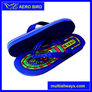 Hot Sale Africa PVC Outsole Men Sandal and Slipper pictures & photos