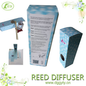 OEM Ice Cube Style Fragrance Aroma Essential Oil Reed Diffuser Gift Set, Air Purify (Unique Design) pictures & photos