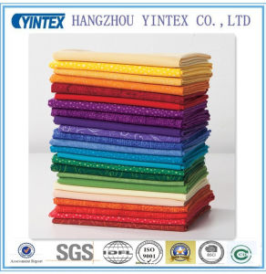 Manufactory Color Polyester Fabric pictures & photos