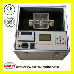 IEC 156 Standard Bdv Oil Tester, Dielectric Oil Testing Equipment pictures & photos