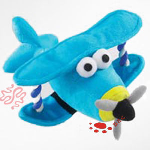 Plush Airline Toy Jet Flies pictures & photos