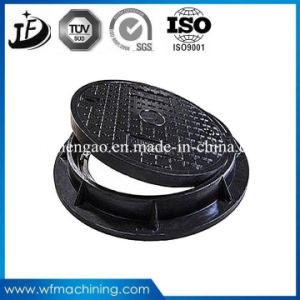 Cast/Ductile Iron Resin Sand Casting Manhole Cover and Frame pictures & photos