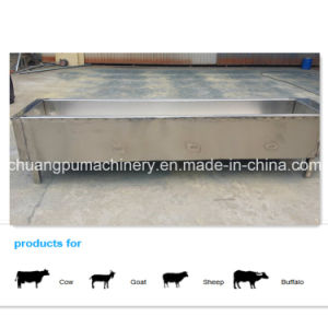 Goats Farm Drinking Equipment Drinking Water Trough pictures & photos