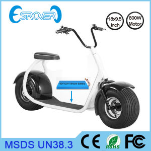 2016 New Model Cheap Adult Electric Motorcycle for Sale