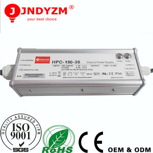 Ce Waterproof High Power 150W 36V LED Driver with 3 Years Warranty.