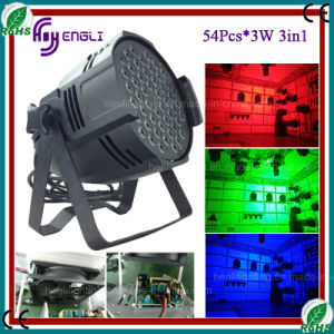 54PCS*3W 3in1 LED Wash Stage PAR Light (HL-033) pictures & photos