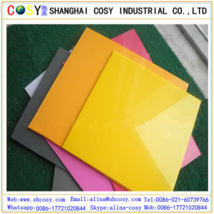 ABS Double Color Cutting and Engraving Board with Adhesive pictures & photos