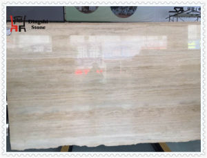 Sliver Travertine for Wall Cladding /Flooring Project pictures & photos