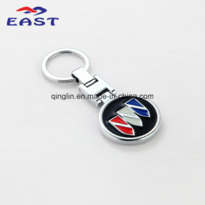 Hot Sale Custom Car Logo Zinc Alloy Keychain pictures & photos