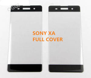 Tempered Glass Screen Protector for Sony Xa 3D Full Cover pictures & photos