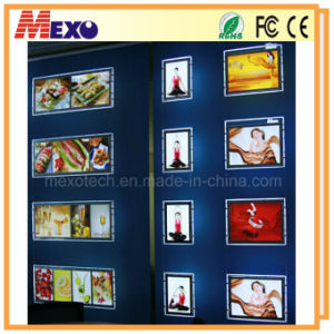 Electronic Advertising Poster LED Advertising Board for Shops pictures & photos