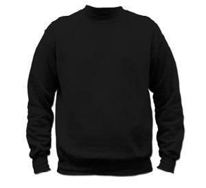Custom 100% Cotton Plain Sweatshirt for Men (SM266W) pictures & photos