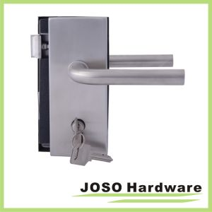 Glass to Wall Locksets for Interior Tempered Glass Doors pictures & photos