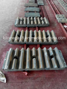 Customized Jaw Plate for Jaw Crusher pictures & photos