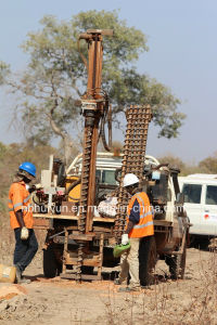 Water Well Auger Drill pictures & photos