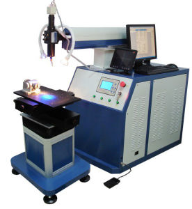 Lithium Batteries Welding Machine/YAG laser Welder pictures & photos