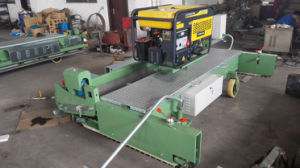 Paver Machine with Engine System for Running Track pictures & photos