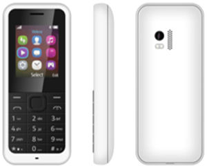 Small Dual SIM Dual Standby Cheap Old Man Mobile Phone Elderly Music for Nokia/Sumsang 105# Mobile Phone pictures & photos