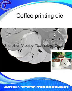 New Arrival Series Coffee Stencil Decoration Mold pictures & photos