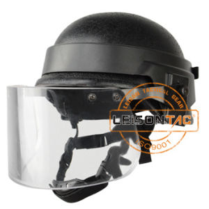 Ballistic Helmet Adopts Kevlar or Tac-Tex and Full Protection for Head with Excellent Performance pictures & photos