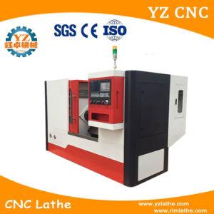 Tck42 High Quality CNC Lathe Slant Bed pictures & photos