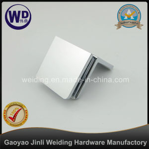 90 Degree Beveled Wall Mount Glass Clamp Wt-P502 pictures & photos