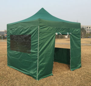 Hot Sale Professional Steel Folding Canopy Tent Pop up Gazebo pictures & photos