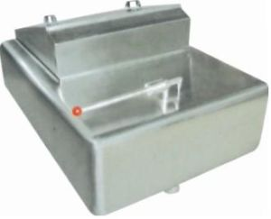 Food Sanitary Stainless Steel 300L Milk Weighing Tank pictures & photos