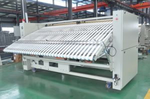 Laundry, Textile, Bed Sheets, Cloth Quilt Cover Folding Machine pictures & photos