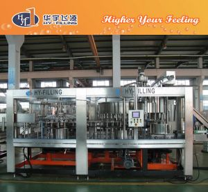 Bottled Juice Filling Machine From Hy-Filling pictures & photos