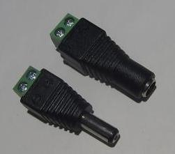 CCTV DC Power Connector (TV-194) pictures & photos