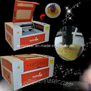 Small Size Mini Laser Cutting Machine with Linear Guider pictures & photos