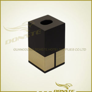Resin Hotel Room Suit Black with Gold S/S Series pictures & photos