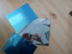 Sell Specular / Reflective Aluminium Sheet 1070 pictures & photos