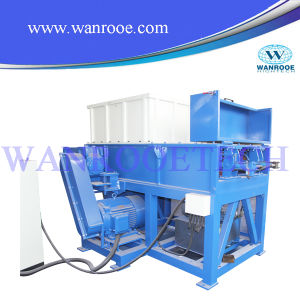 Single Shaft Shredder for Wholesale Alumium Beverage Cans pictures & photos