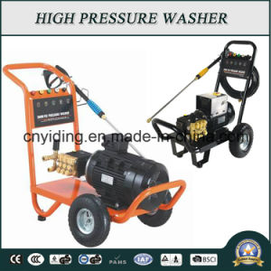 250bar 15.4L/Min Electric High Pressure Washer (YDW-1011) pictures & photos