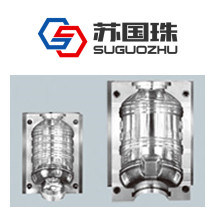 5 Gallons Water Bottle Blowing Mould for Semi-Auto Machine