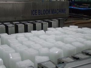 Ice Block Machine with Us Copeland Compressor (CE, UL) pictures & photos