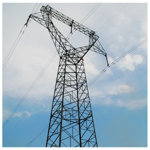 Steel Structure/Transmission Tower 132kv