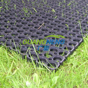 Anti-Bacteria Rubber Mat, Anti-Slip Kitchen Mats, Drainage Anti-Fatigue Grass Rubber Mat pictures & photos
