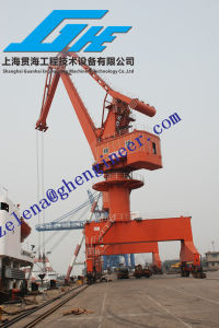 Mq30t-25m Main Performance of The Portal Crane pictures & photos