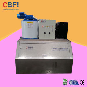 R22 or R404A Refrigerant Machine Ice Flake Used (BF30000) pictures & photos