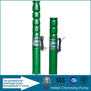 High Head Electric Deep Well Submersible Water Pump