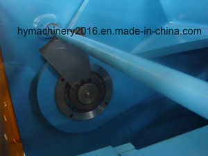 QC12Y-6x2500 Nc Control Hydraulic Swing Beam Shearing Machine pictures & photos