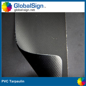Flame Resistant PVC Coated Tarpaulin pictures & photos