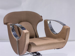 Exquisite Reclining Salon Barber Chair (MY-007-72 reclining) pictures & photos
