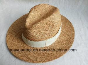 100% Bao Straw Leisure Style Safari Hats