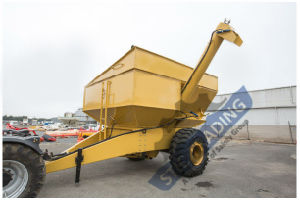 Agriculture Machinery Tractor Trailer Grain Cart Chase Bin