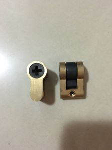 Specail Short Brass Lock Cylinder pictures & photos