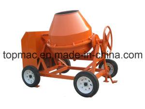 Topmac Brand 600L Diesel Concrete Mixer pictures & photos